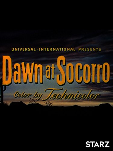 Dawn at Socorro