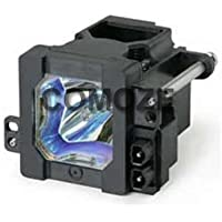 Comoze lamp for jvc hd-70fn97 tv with housing