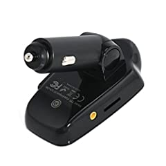 FeaturesBattery voltage detection,bluetooth hands-free speech, built-in microphone, convenient and safe answering calls.Noise handling CVC when talking, wind noise suppression, full-duplex call technology.Support mobile phone A2DP function, c...