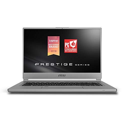 "MSI P65 Creator-654 15.6"" Productivity Laptop, 4K Display, Ultra Portable, Thin Bezel, Intel Core i9-9880H, NVIDIA GeForce RTX2070, 32GB, 1TB NVMe SSD, Thunderbolt 3"