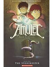 Amulet # 1: The Stonekeeper