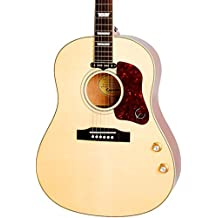 Epiphone EJ-160E Limited Edition Natural Guitar