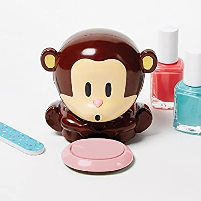 Monkey Nail Dryer In Gift Box: Toys & Games
