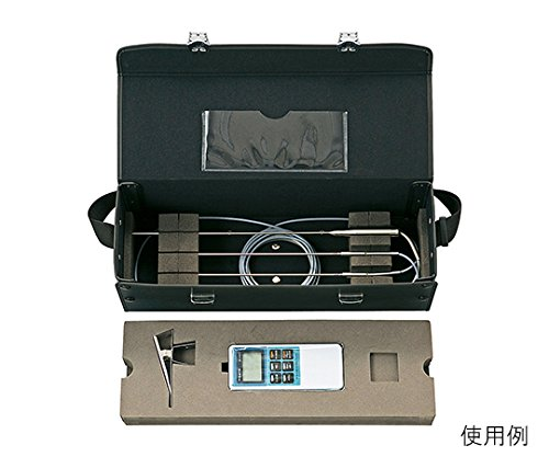佐藤計量器製作所3-5914-21精密型デジタル標準温度計用収納ケース B07BD1DPWM B07BD1DPWM, 雑貨才蔵:bcab2341 --- arvoreazul.com.br