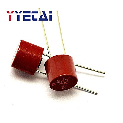 - YongYeTai Cylindrical Fuses 372/382 Series Miniature TR5 250V 0.25A/1A/2A/3.15A/4A/5A/6.3A/0.8A Slow-Disconnect - (Color: 6.3A)