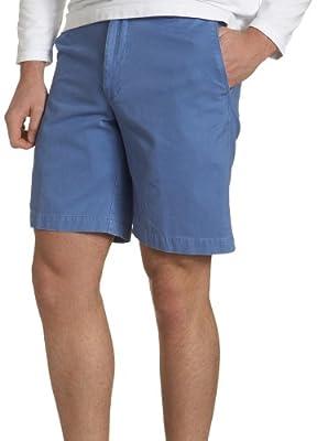IZOD Men's Saltwater Flat-Front Short