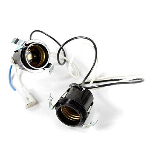 Broan R111630 Range Hood Light Socket Genuine Original Equipment Manufacturer (OEM) Part -