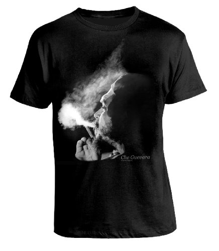 Che Smoking - Che Guevara