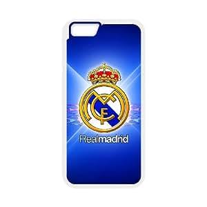 Custom Phone Case A Real Madrid logo For iPhone 6,6S 4.7 Inch HU55457