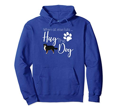 - Bernese Mountain Dog Hoodie Love My Mt Dog