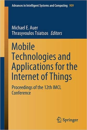 Mobile Technologies and Applications for the Internet of