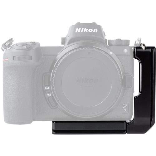ProMediaGear PLNZ67 Arca Swiss Type L-Bracket Plate for Nikon Z6 & Z7