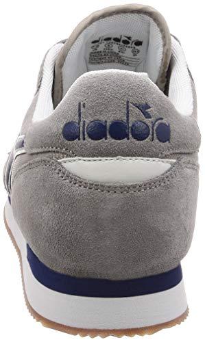 Grigio Diadora Gymnastikschuhe Grau Simple Herren 75072 Run Pulviscolo qxXtqBr