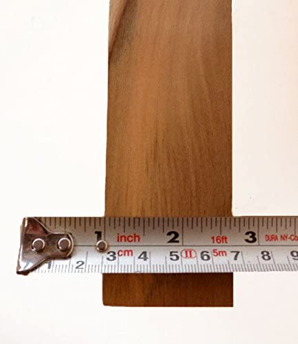 One Teak Board 1 625 Inch Thick Planed At Least 40 Inches Long 4 Inches Wide Amazon Ca Home Kitchen