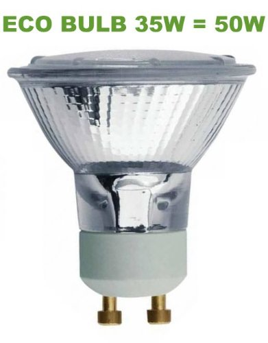 5 x G9 18w Clear ECO Halogen Capsule Bulbs 220-240v Energy Saving 18w with 25w Light output