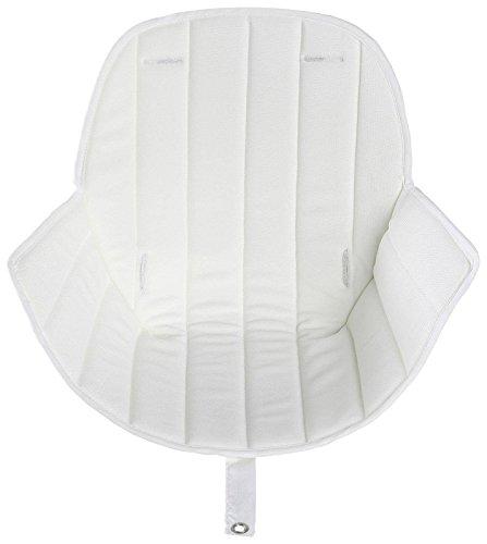 Micuna OVO Fabric Upholstery, White