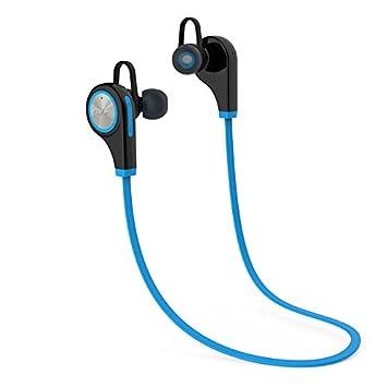 Auricular magnético SoundPEATS Auriculares Bluetooth 4.1 Cascos inálambrico Deportivos, tecnología APTX y de Ruido de