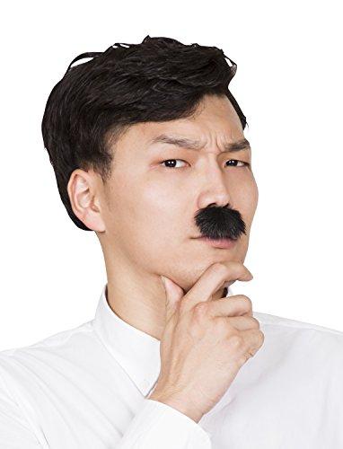 Mr.ヒゲ リトルブラック 付けひげ ひげ 黒
