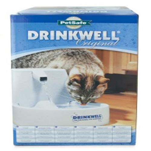 Drinkwell Original Pet Fountain By Water & Feed by Drinkwell