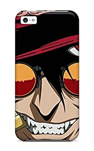 Iphone 4s Case Slim [ultra Fit] Hellsing Gothic Anime Protective Case Cover