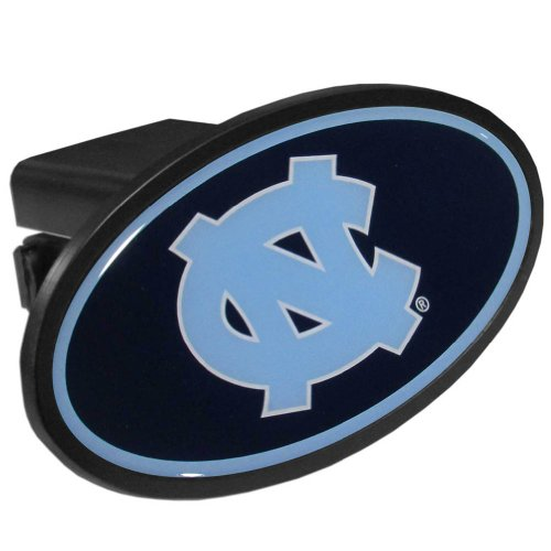 NCAA North Carolina Tar Heels Class III Plastic Hitch Cover ()