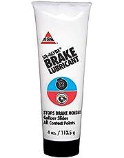 AGS BK4 Sil-Glyde Silicone Brake Lubricant, Tube, 4 oz