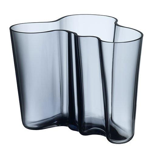 Iittala Alvar Aalto Vase Color: Rain