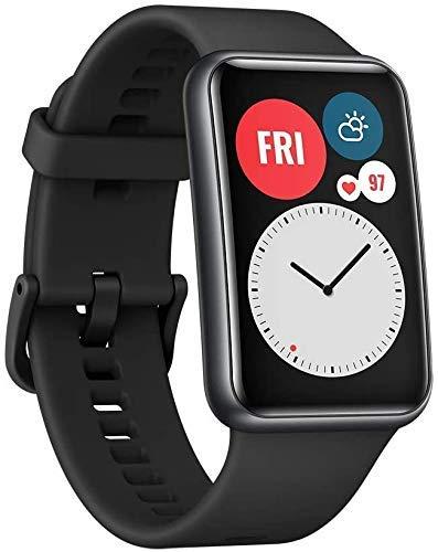 Huawei Watch Fit (Stia-B09, grafit svart)