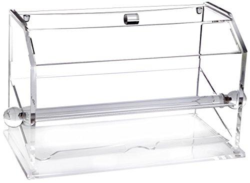 Coffee Stirrer Dispenser (Excellante Acrylic Straw Dispenser, NA, NA)