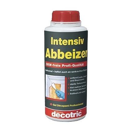 decotric Intensiv Abbeizer fü r Farben und Lacke 2, 5 Liter 14982