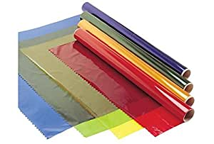 Colorations Cellophane Rolls - Set of 4 (Item # CELLSET)