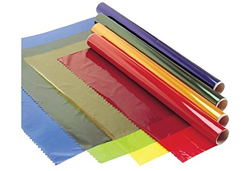 (Colorations CELLSET Colorations Cellophane Rolls (Pack of 4))