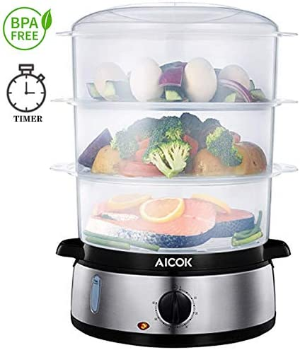 Aicok-Food-Steamer