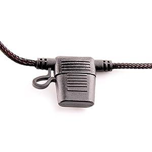 DDM Tuning Universal HID Dual Relay Harness: 1 Year Warranty-FBA