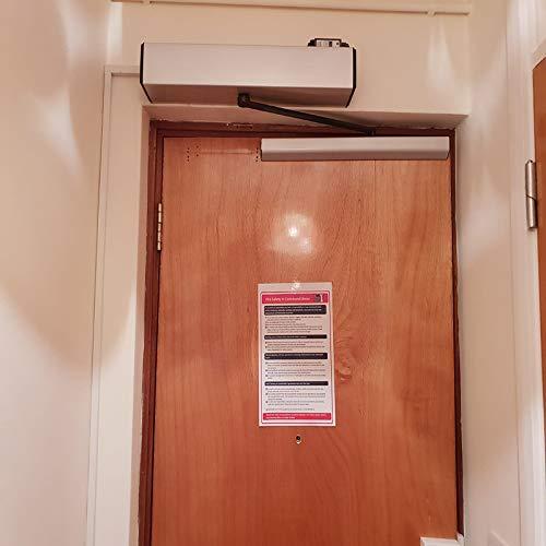 Abridor automático de puerta, cierre de puerta, para personas con discapacidad, bajo consumo de energía ADA Swing puerta operador: Amazon.es: Bricolaje y ...