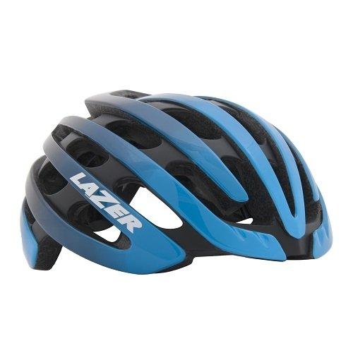 LAZER(レーザー) ヘルメット Z1 JCF公認 サイクリングヘルメット R2LA843425X ブルーブラック M(55-59cm)   B075D8TJ6V