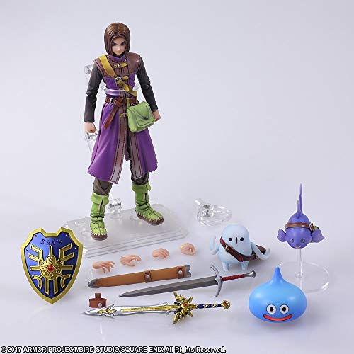 Square Enix Dragon Quest XI Bring Arts: Luminary Action Figure