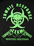 Zombie Response Team T-shirt CROWD CONTROL - 2X Large