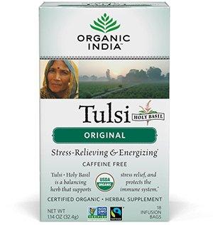 Tulsi Original 18 Tea Bags - Pack of 2