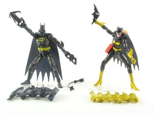 (MA-SP01 Batman & Batgirl)