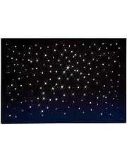 Rossi Rosa Cielo Luminoso LED 60 x 40 cm, multicolor, 60 x 40 cm