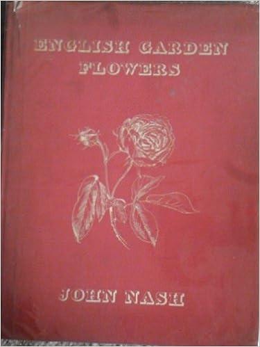Livres télécharger iphone gratuitementEnglish garden flowers (Littérature Française) RTF by John Nash