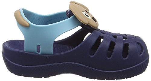 Ipanema Summer II - Zapatos de primeros pasos Bebé-Niñas Azul