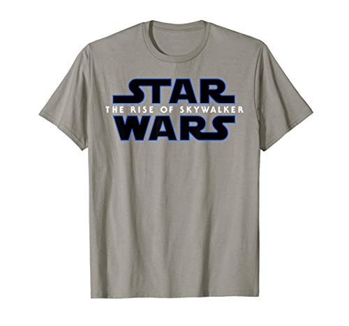Star Wars The Rise Of Skywalker Movie Logo C3 T-Shirt