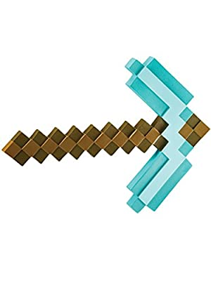 Minecraft Pickaxe by Disguise