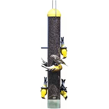 Perky-Pet 399 Patented Upside Down Thistle Feeder