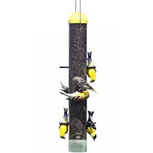 Perky-Pet 399 Patented Upside Down Thistle Feeder 49
