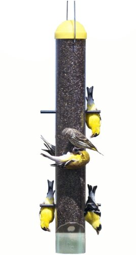 Perky-Pet 399 Patented Upside Down Thistle (Seed Finch Feeder)