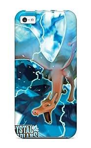 BrianJF Perfect Tpu Case For Iphone 5c/ Anti-scratch Protector Case (pokemon)