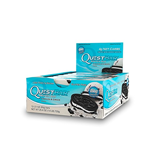 QuestBar, Barra de proteina 60g